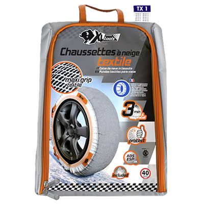 CHAUSSETTE XL TOOLS TX9-450459